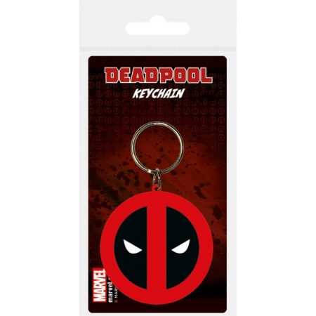 Breloc Deadpool Logo