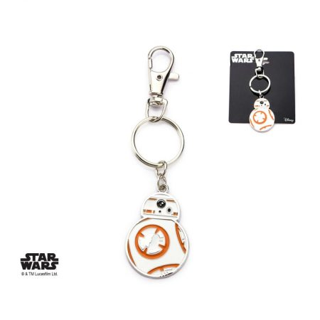 Breloc Metal Star Wars BB-8