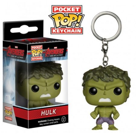 Breloc Pocket POP! Hulk