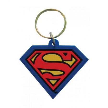 Breloc Superman Logo