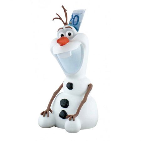 Coin Bank Frozen Olaf 24cm