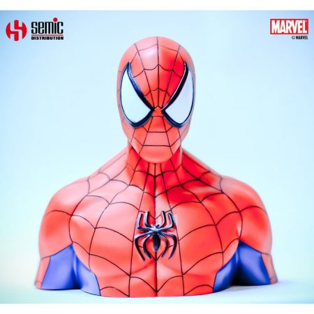 Coin Bank Spider-Man 22cm