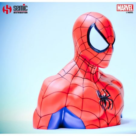 Coin Bank Spider-Man 22cm 5