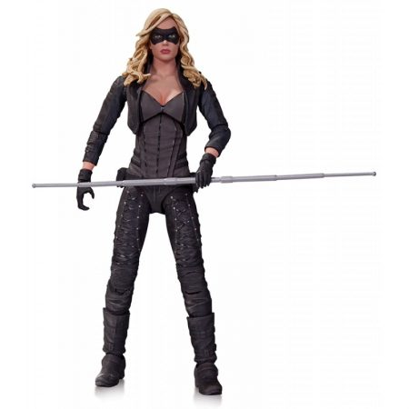 Figurina Arrow Black Canary 16cm