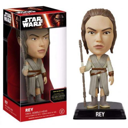 Figurina Bobble-Head Star Wars VII Rey