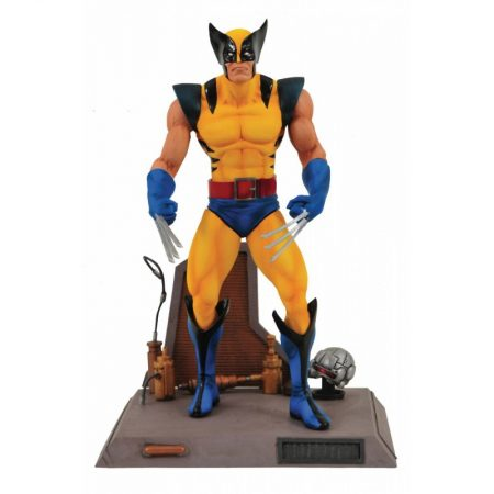 Figurina Marvel Select Wolverine 18cm