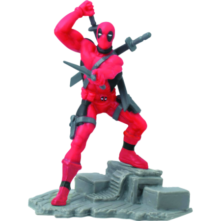 Mini Figurina Deadpool