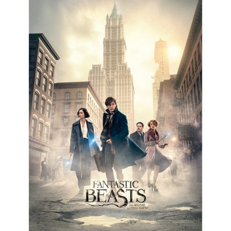 Poster Fantastic Beasts (New York Streets)