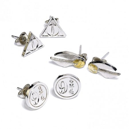 Set Cercei - Platform 9 3/4 Deathly Hallows & Golden Snitch