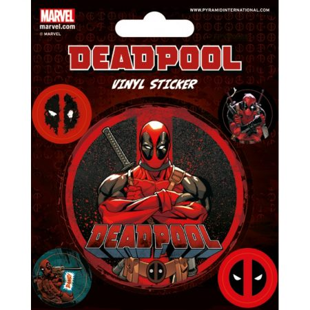 Stickere Deadpool