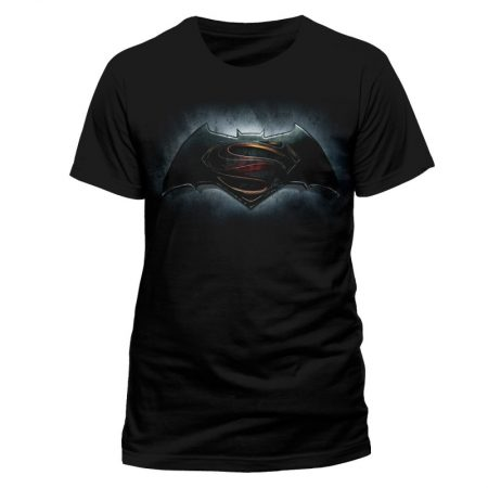 Tricou Batman Vs Superman Logo