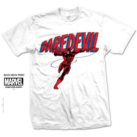 Tricou Daredevil Logo Marvel Comics