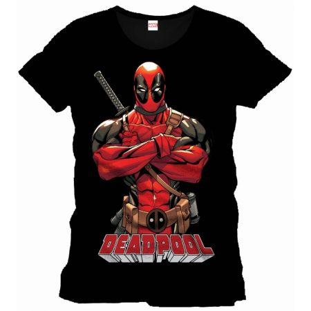 Tricou Deadpool Bust