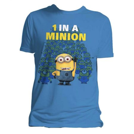 Tricou Despicable Me One In A Minion